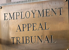 UK Government employment tribunals legislation appeal The Underwater Marketing Company