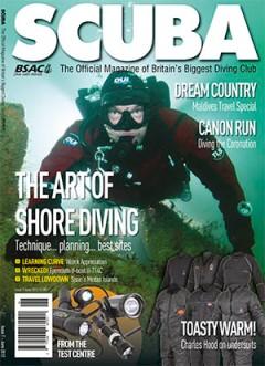 Scuba Magazine, BSAC, Simon Brown, Jason, Brown, Rosemary E Lunn, Roz Lunn, The Underwater Marketing Company, scuba diving in the UK