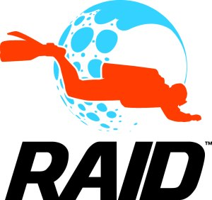 RAID International Logo_Rosemary E Lunn_Roz Lunn_The Underwater Marketing Company