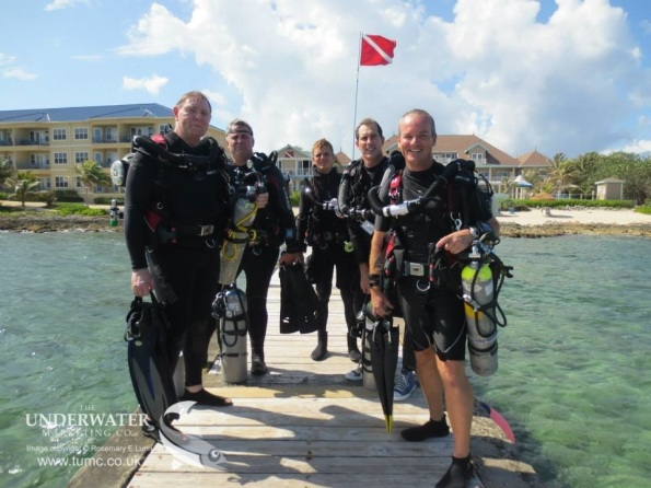 Inner Space 2013, Bruce Partridge, Peter Herbst, Reef Divers, Matthew Addison, Steve Tippetts, Nancy Easterbrook, Divetech, Grand Cayman, Rosemary E Lunn, Roz Lunn, The Underwater Marketing Company