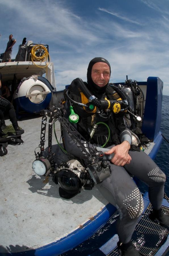 Simon Mitchell, Pete Mesley, Lust4Rust, Bikini Atoll, Truk Lagoon, AP Diving, Rosemary E Lunn, Roz Lunn, The Underwater Marketing Company