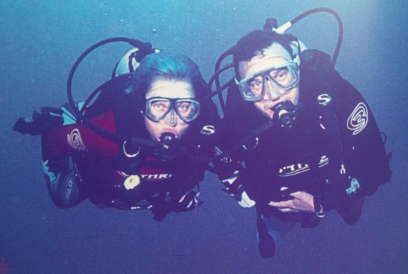 snorkelling, scuba diving, Diving Support Adviser, The Diving Manual, dive buddies, Rosemary E Lunn, Roz Lunn, BSAC, Mary Tetley, diving with friends, OThree,