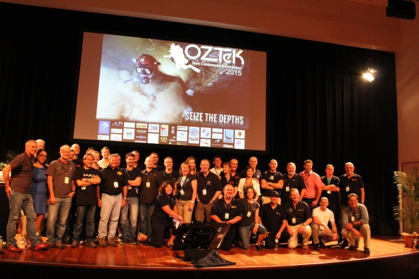 2015 OZTek Speakers, Heather Hamza, Alberto Nava, Richard Nicholls, Jayne Jenkins, Richard Taylor, Paul Raymaekers, Ben Reymenants, Liz Rogers, Dave Ross, Ken Smith, Lance Robb, Martin Parker, Simon Pridmore, Sue Crowe, Rod Macdonald, Daren Marshall, Barry McGill, Pete Mesley, Rosemary E Lunn, Simon Mitchell, David Strike, Dr Catherine Meehan, Michael Menduno, Richard 'Harry' Harris, Lamar Hires, Paul Hosie, Deborah Johnston, Richard Lundgren, Heather Hamza, Liam Allen, Michael Aw, Peter Buzzacott, Matt Carter, Steve Cox, John Dalla-Zuanna, John Garvin, Laura James, Paul Haynes, Paul Toomer,