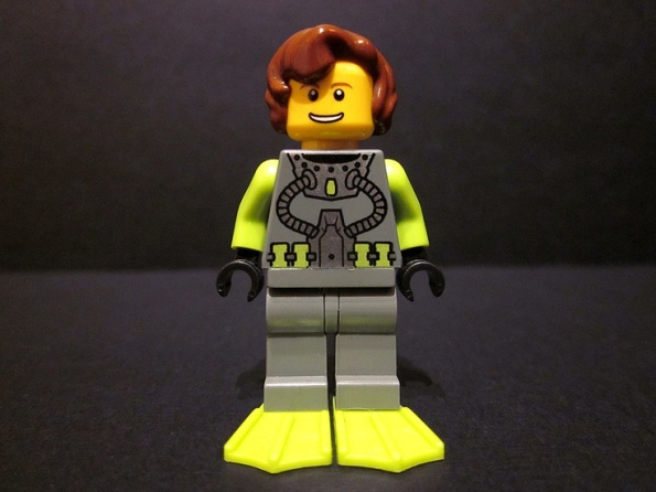 Dr Sylvia Earle, Lego, female scientist minifig family, NOAA,  Marine Biologist, Duke University, TED Talks, U.S. National Oceanic and Atmospheric Administration, deep sea explorer, oceans, Rosemary E Lunn, Roz Lunn, The Underwater Marketing Company, Women Divers Hall Of Fame,