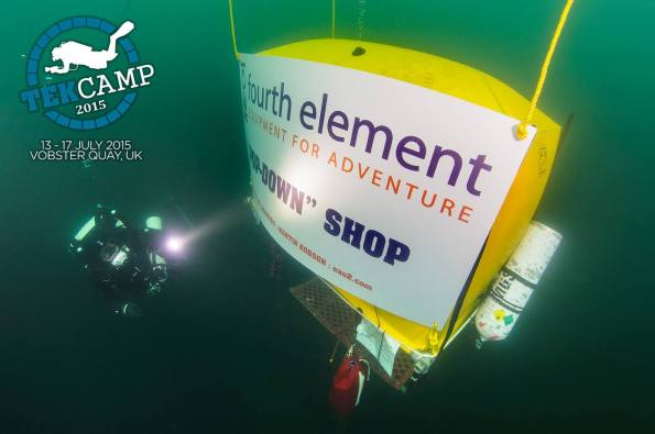 Fourth Element, Jason Brown, Martin Robson, underwater habitat, diving habitat, underwater pop-up shop, Rosemary E Lunn, Roz Lunn, The Underwater Marketing Company, scuba diving