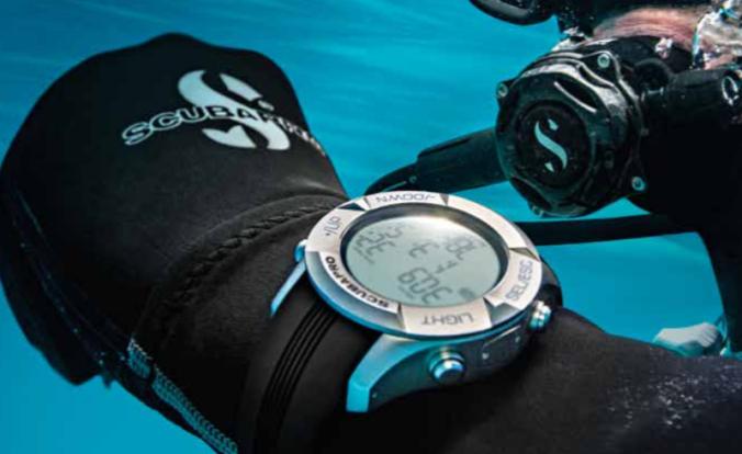 Scubapro Mantis M1 Dive Computer, Human Factor Diving, Rosemary E Lunn, Roz Lunn, The Underwater Marketing Company, X-Ray Mag, scuba diving, dive computer, scuba diving magazine
