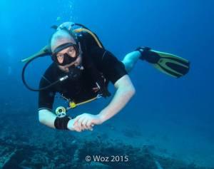 Alex Warzynski, Woz, Rosemary E Lunn, Roz Lunn, The Underwater Marketing Company, BSAC, British Sub Aqua Club