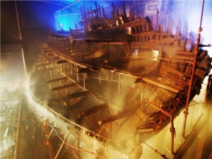 Mary Rose, Henry VIII, Tudor Warship, Battleship, Alexander McKee, John Towse, Southsea BSAC, OTD, Rosemary E Lunn, Roz Lunn, The Underwater Marketing Company, Margaret Rule, X-Ray Mag