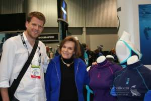 DEMA-Show-2014_Jim-Standing_Sylvia-Earle_Ocean-Positive_Rosemary-E-Lunn_Roz-Lunn_The-Underwater-Marketing-Company