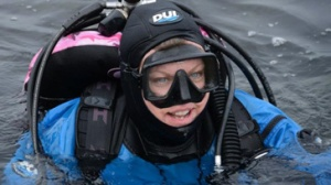 Susan Long, DUI, Diving Unlimited International, Rosemary E Lunn, Roz Lunn, The Underwater Marketing Company, drysuit manufacturer