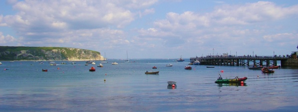 Swanage Pier, scuba diving, dorset, Rosemary E Lunn, Roz Lunn, The Underwater Marketing Company