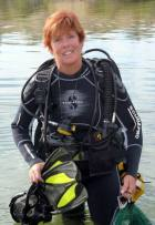 Boy Scouts of America, youth diving, scuba diving, USA, Kathy Weydig, Keith Christopher, Sea Scouts, Rosemary E Lunn, Roz Lunn, scuba diving PR, The Underwater Marketing Company, DAN, Divers Alert Network, WDHOF, Women Divers Hall of Fame