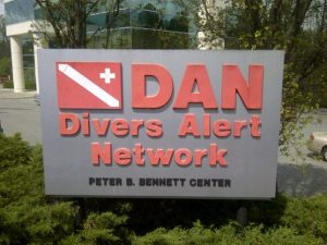 DAN, Divers Alert Network, DAN Rolex Award, diving safety, Roz Lunn, Rosemary E Lunn, The Underwater Marketing Company