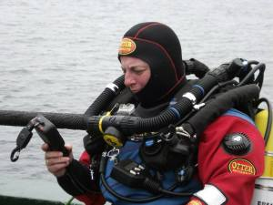 Gordon Henderson, CCR, Inspiration List, Martin Parker, Nicky Finn, AP Diving, Geraint Ffoulkes-Jones, Rosemary E Lunn, Roz Lunn, The Underwater Marketing Company, closed circuit rebreather safety, Sally Cartwright, SAA Chairman, Bluebird Project