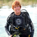 Kathy Weydig, Women Divers Hall of Fame, DEMA Reaching Out Award Nominee, Rosemary E Lunn, Roz Lunn, The Underwater Marketing Company, scuba diving awards
