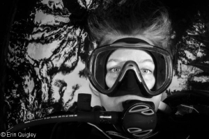 Erin Quigley, underwater photographer, Women Divers Hall of Fame, WDHOF, Beneath The Sea Show, Rosemary E Lunn, Roz Lunn, The Underwater Marketing Company,