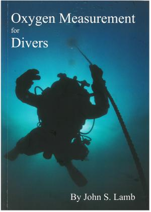 Oxygen Measurement For Divers, rebreather divers, oxygen sensors, John Lamb, Rosemary E Lunn, Roz Lunn, The Underwater Marketing Company, fuel limited sensors, storage of sensors, oxygen sensors, Paul Toomer, Mark Powell, Jill Heinerth, CCR safety