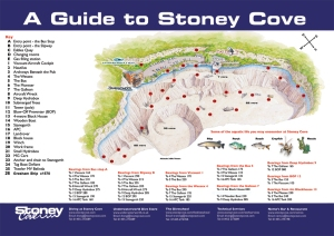 Stoney Cove, UK scuba diving sites, Rosemary E Lunn, Roz Lunn, The Underwater Marketing Company, scuba diving news