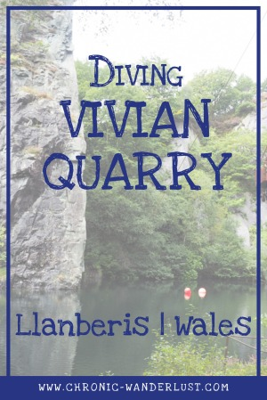 Vivian Quarry, UK scuba diving sites, Rosemary E Lunn, Roz Lunn, The Underwater Marketing Company, scuba diving news