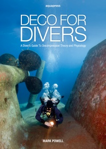 Deco for Divers, Mark Powell, Rosemary E Lunn, Roz Lunn, EUROTEK Awards, EUROTEK.2010 Publication Award, The Underwater Marketing Company